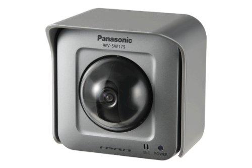 Panasonic Warranty Outdoor Pan-Tilting POE HD Camera