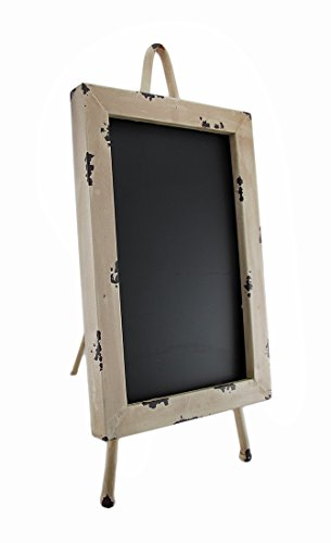 Metal Easels White