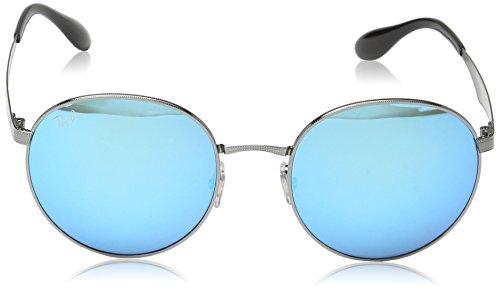 Gunmetal RB Ray 3537 Ban Sonnenbrille Gris W6gnqOF0