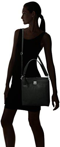 Black Mix Black Satchel Women's Beaumont Fiorelli Casual wHpIq