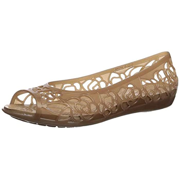 Crocs Women's Isabella Jelly Flat