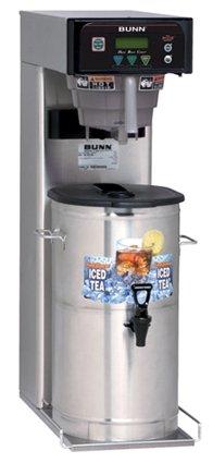 BUNN-O-Matic 41400.0000 5-Gal Iced Tea Brewer, Digital Controls & Brew Counter, 120 V, Each by Bunn