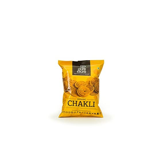 Pure and Sure Organic Chakli, 200g