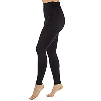 3912ed342aba73 RejuvaWear Footless Compression Legging by RejuvaHealth: Amazon.co.uk:  Health & Personal Care
