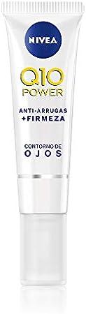 Nivea Q10 Power Crema Contorno de Ojos Antiarrugas, 15ml