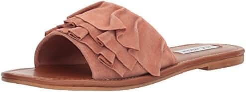 Steve Madden Women's Getdown Flat Sandal