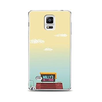 Samsung Note 4 Kapak çizgi Ev Design Kapak Amazoncomtr