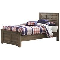 Juararo Panel Bed Twin