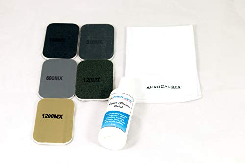 (Stainless Steel Cookware & Stove & Sinks Surface Restore and Polish Kit)