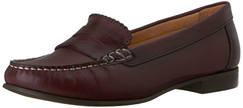 Cordovan Penny Loafer (Jack Rogers Women's Quinn Penny Loafer, Cordovan, 8 M US)