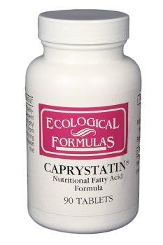 Cardiovascular Research - Caprystatin Formule Utritional acides gras), 90 comprimés