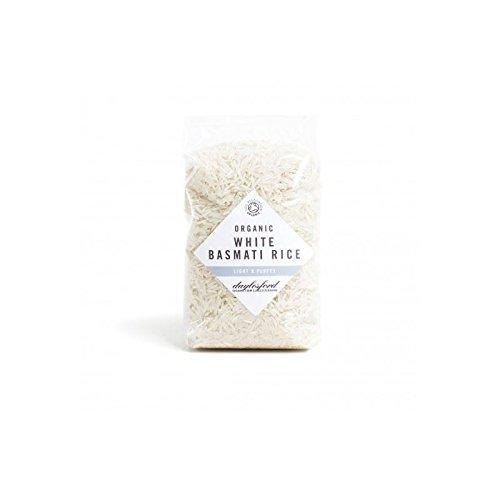 Daylesford Organic White Basmati Rice 500G (Pack of 6) by Daylesford