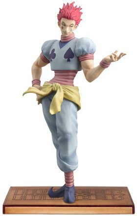 Hisoka Hyskoa DX Figure Vol.4 Banpresto Hunter X Hunter