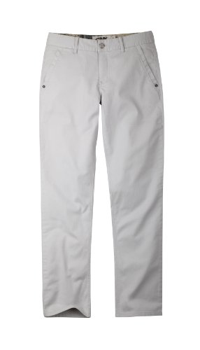 Any Time Chino Pant (Mountain Khakis Women's Anytime Chino Pant, Vapor, 4 Long)