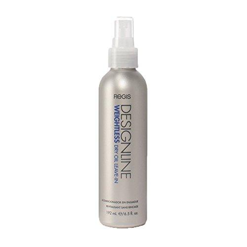 Weightless Dry Oil Leave-In, 6.5 oz - Regis DESIGNLINE - Nourishing Oils That Help Detangle, Balance Moisture, Repair Damaged Hair (6.5 oz) ()