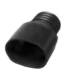Crushproof Tubing Oval Tailpipe Adapter for Exhaust (Crushproof Tubing Exhaust Hose)