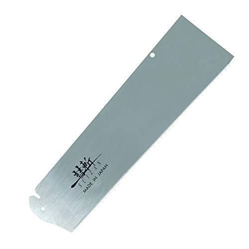 Folding Saw Replacement Blades - SUIZAN Japanese Folding Dozuki (Dovetail) Saw 9-1/2 inch (Replacement Blade)