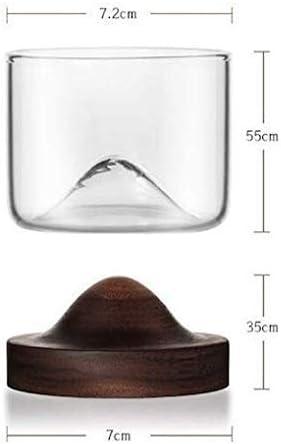 Tasse à whisky bois