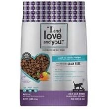 I and love and you, Nude Food Surf 'N Chick, Grain Free Dr