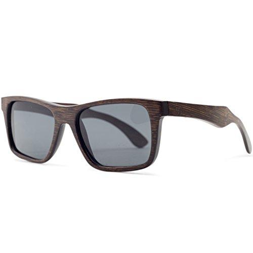 Stringer | Bamboo Wood Sunglasses Polarized Lenses for Men/Women by Tree People