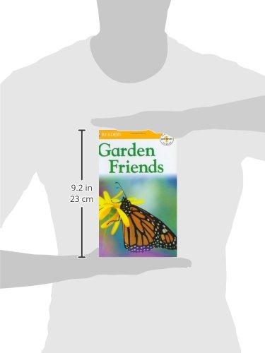 Garden Friends (DK Readers, Pre -- Level 1)