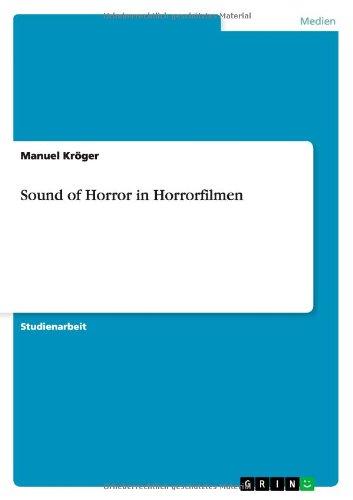 Sound of Horror in Horrorfilmen (German Edition)