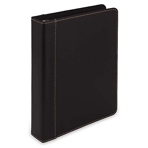 Samsill 1 Inch Mini 3 Ring Binder/Junior Planner Binder - Size 7.5