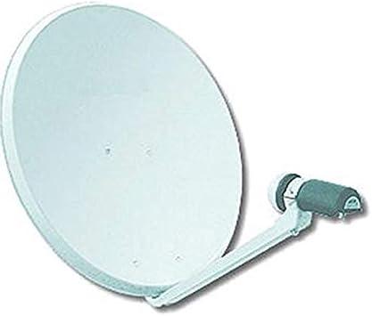 SATYCON Antena PARABOLICA 80CM (Kit Completo): Amazon.es ...