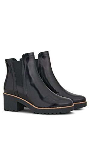 Hogan Women's HXW2770S87098AB999 Black Leather Ankle Boots tumblr sale factory outlet latest collections sale online cheap shop offer cheap clearance store GYXR6