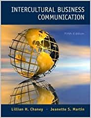 Book Intercultural Business Communication 5th (fifth) edition