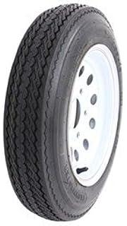 eCustomRim Trailer Tire and Rim 480-12 4.80-12 480X12 Load C 5 Lug