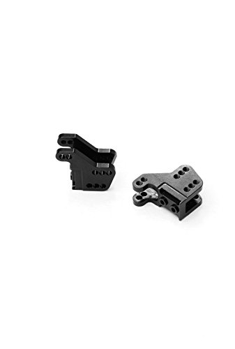 ST Racing Concepts STA31317BK CNC Machined Aluminum Lower Shock Mount, Axial RR10 Bomber/Wraith, Black, (Pair)