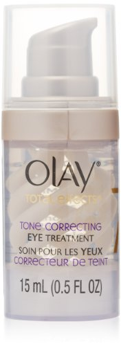 Olay Total Effects 7-in-1 Tone Correcting Eye Treatment, 0.5