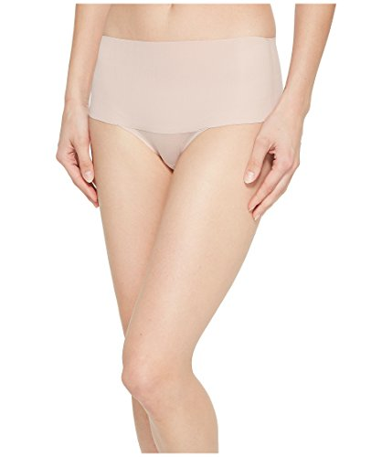 SPANX Women's Undie-Tectable Brief Rosy Pink Small
