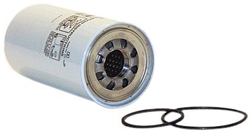 51652 Heavy Duty Spin-On Hydraulic Filter WIX Filters Pack of 1