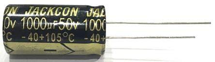 RS PRO コンデンサ 4.7μF,400V dc 50個入 1815409
