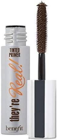 Mascara & Lashes: Benefit Cosmetics They're Real! Tinted Lash Primer