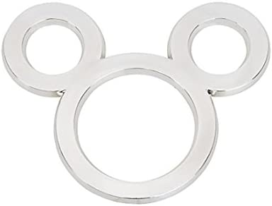 Disney Theme Parks Exclusive Mickey Mouse Icon Auto Car Emblem 6235495