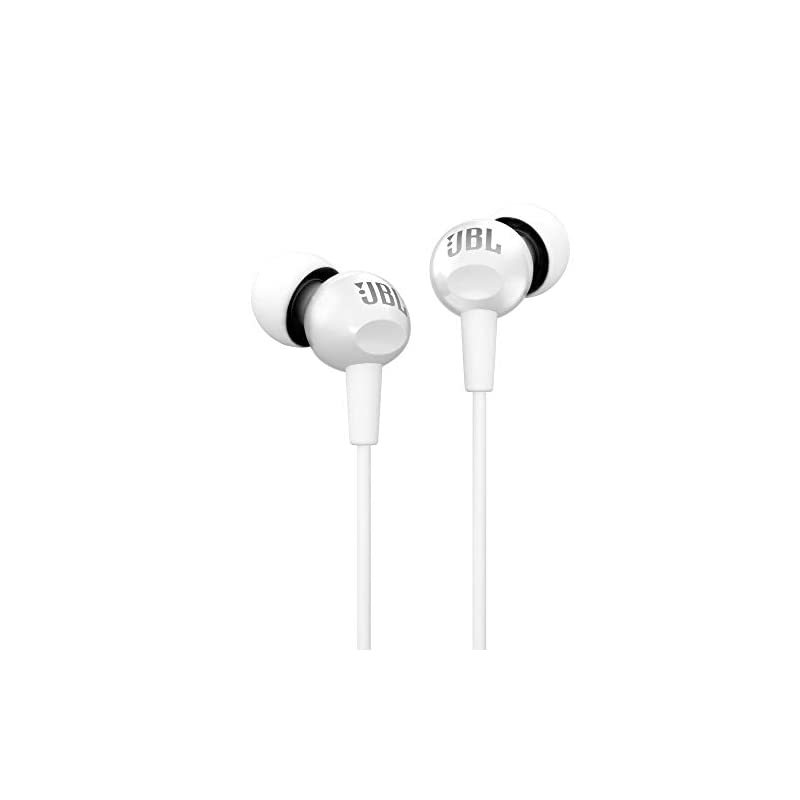 Best JBL Noise Cancelling Voice Assistant Lightweight Wired Headphones Online India