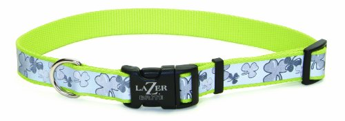 Lazer Brite Reflective Adjustable Collar, 5/8""