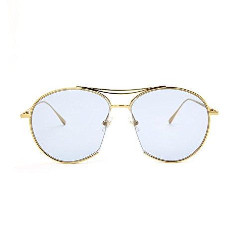 12da54b6aa New Gentle man or Women Monster eyeware V brand jumping jack sunglasses for Gentle  monster sunglasses -transparent blue - Buy Online in Oman.