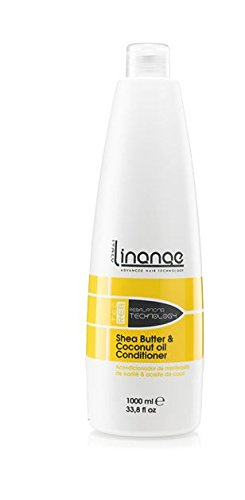 Linange Shea Butter and Coconut Oil Conditioner 1000ml; Mois