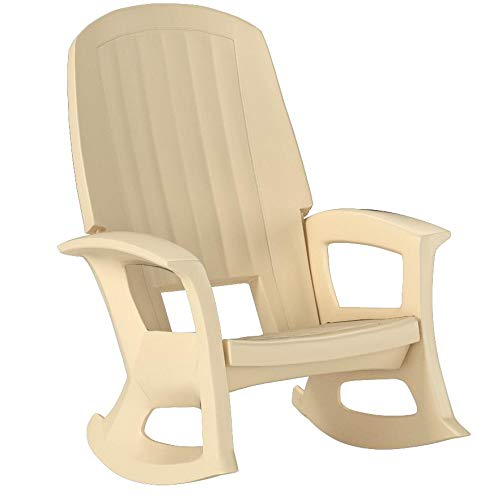 Semco Recycled Plastic Rocking Chair by Semco Plastic Co Inc