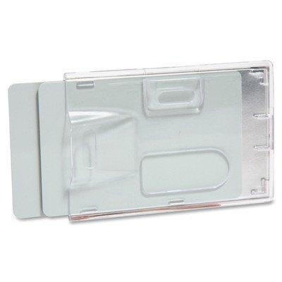 Baumgartens Sicurix Rigid RFID Blocking Badge Holder (BAU67530)