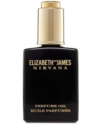 Elizabeth and James Nirvana Black Perfume Oil, 15 Ml, 0.5 Fluid Ounce
