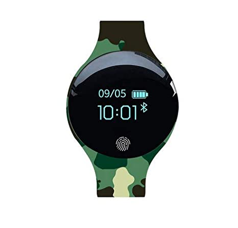 Amazon.com: Color Touch Screen Smartwatch Motion Detection ...