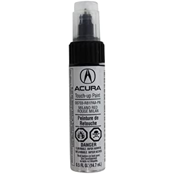 Amazoncom Genuine Acura Accessories RPAAPN Milano Red - Acura touch up paint