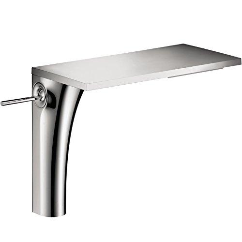 Hansgrohe 18020001 Axor Massaud Single Hole Tall Bathroom Faucet with Single Handle ()