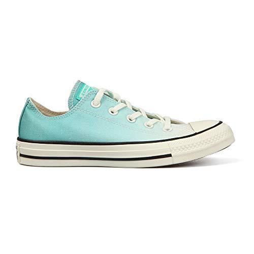 Ctas Chaussures 336 Femme egret Fitness Multicolore pure egret De Converse Pure Ox Teal q1HW4qg