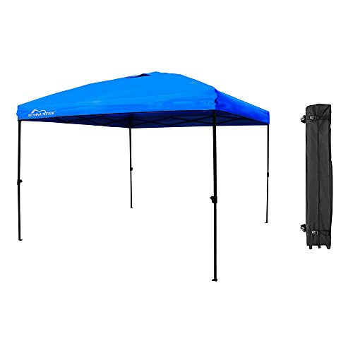 msc Summates 10X10ft Instant Canopy,Pop Up Canopy,Booth Canopy,Color Light Blue,Royal Blue, Khaki,Green Aavilable (10'X 10′ Canopy, Royal Blue)